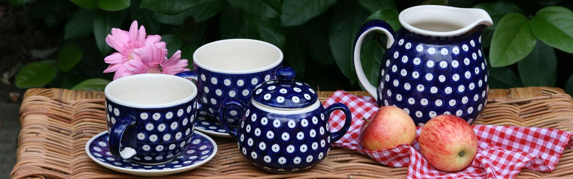 Art Polish Pottery - Farmhouse Kitchen Accessories